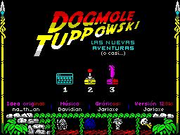 Dogmole Tuppowski - The New Adventures