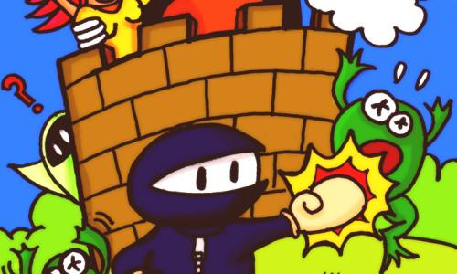 Nuevo juego mojono: Ninjajar!