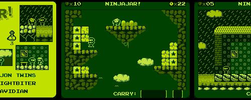Juega a Ninjajar! como si fuera una Game...