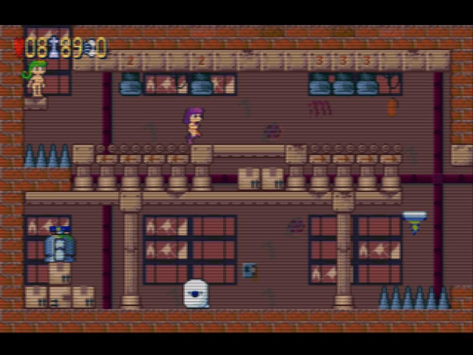 Nuevo juego mojono: Mega Cheril Perils