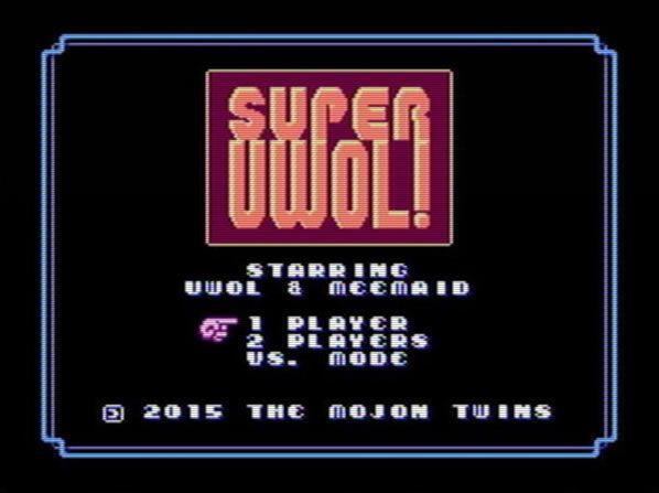 Descarga gratis Super Uwol para NES