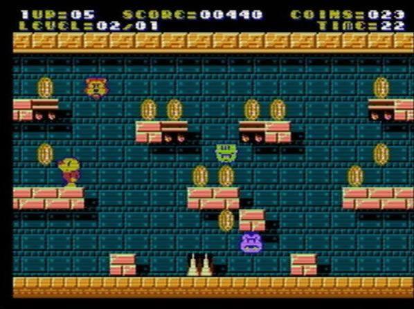 Super Uwol NES