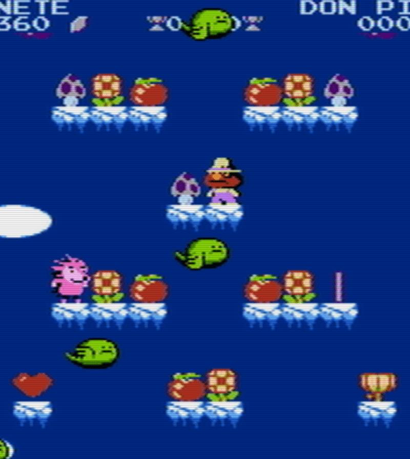 Espitenen Und Herr Pimponen (NES)