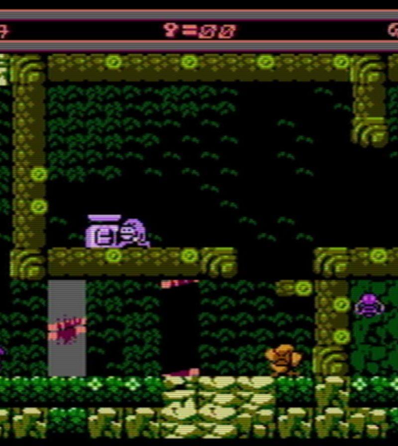 Cheril Perils Classic (NES y Sega 8bit)
