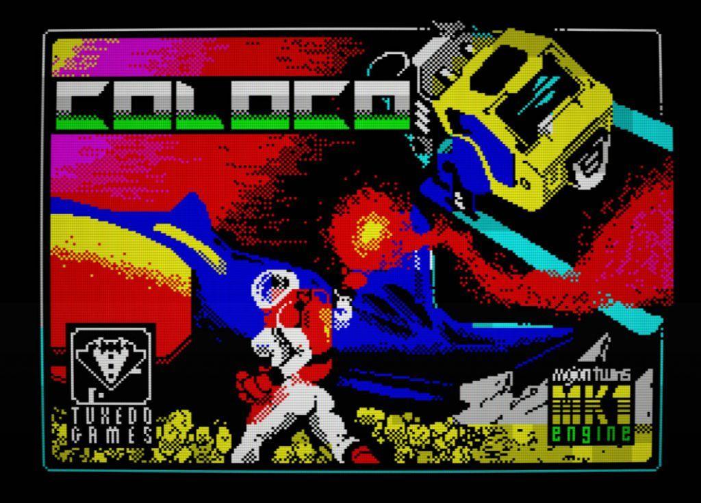 Coloco - Tuxedo Games Spectrum