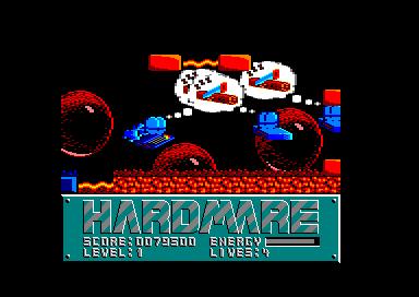 Hardmare