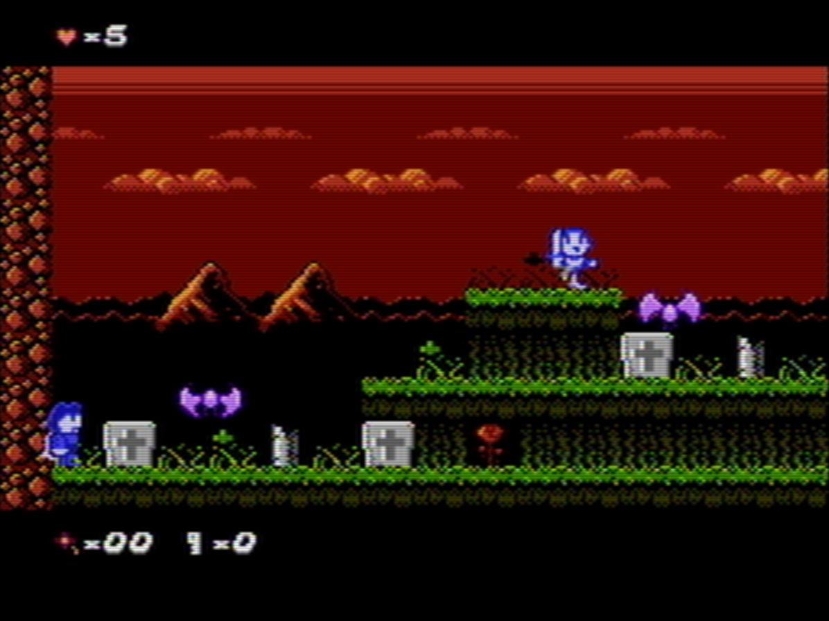 Sir Ababol Remastered Edition NES