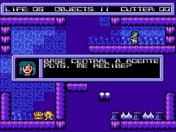 Nuevo juego mojono: Journey para NES