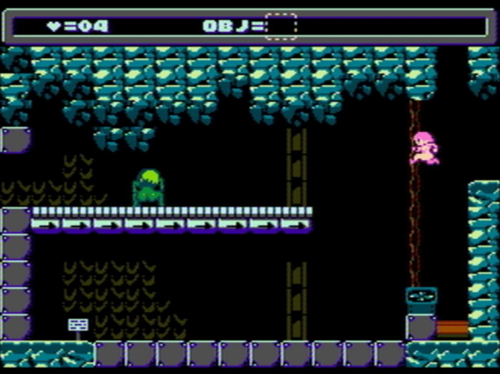 Nuevo juego mojono: Cheril in the Cave para NES